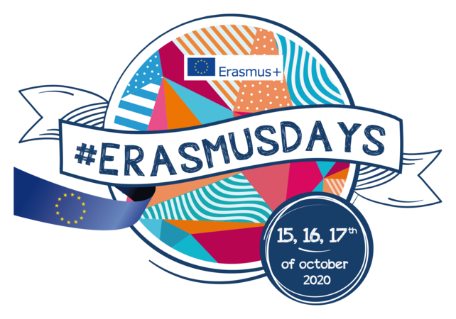 INSIGHT project was present in Erasmus Days 2020