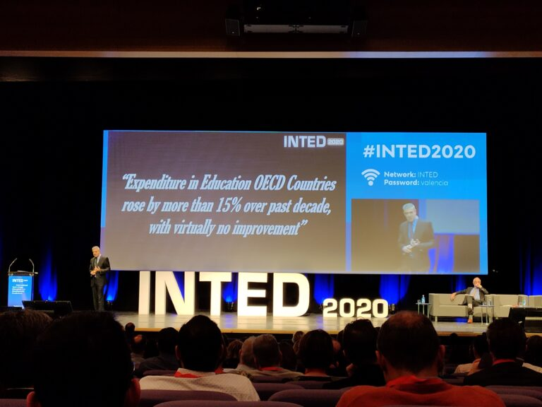 INSIGHT project was promoted in INTED 2020
