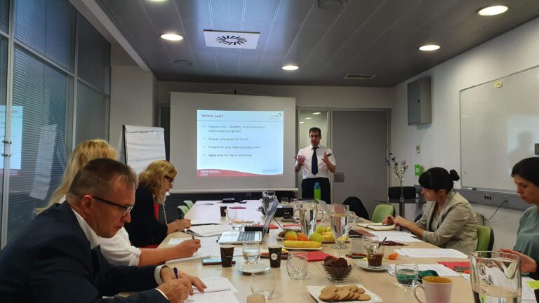 STP attends special workshop on Industrial Symbiosis in Ljubljana