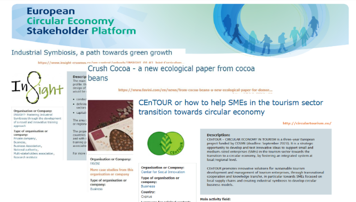 Read more about the article INSIGHT project as a success case analysed in EU Circular Talks