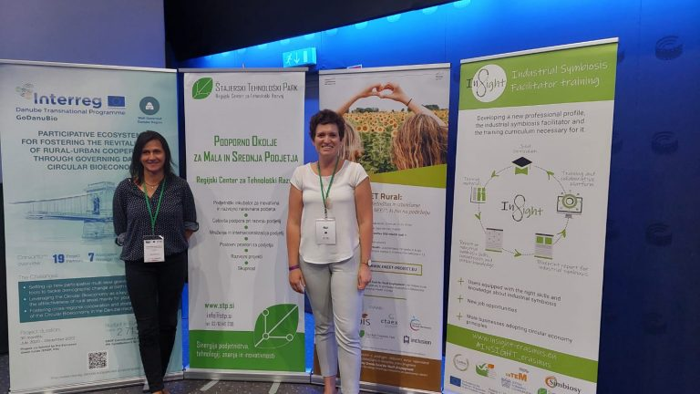 """Read more about the article STP attended to the final conference """"Urban Soil for the Food"""" in Maribor, Slovenia"""