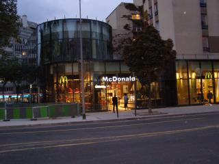 A new industrial Symbiosis Project: McDonald's